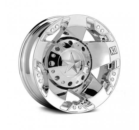 Rockstar XD775 Chrome Wheel