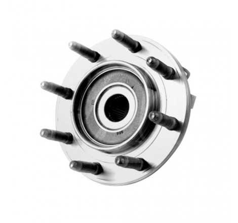 GMC Semi Truck Wheel Hubs